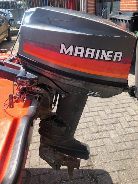Mariner (yamaha) 25pk 2takt